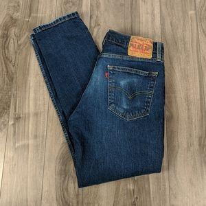Levi's Mens Jeans 511 Slim Dark Wash 32 x 30